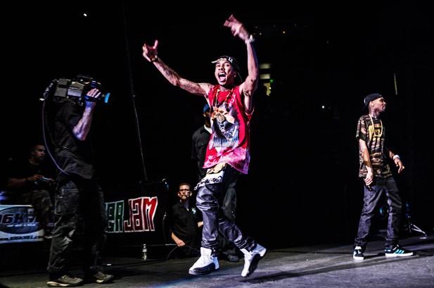 The KMEL Summer Jam Concert 2012