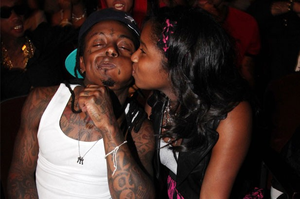 Lil Wayne S Daughter Signs To Young Money Billboard