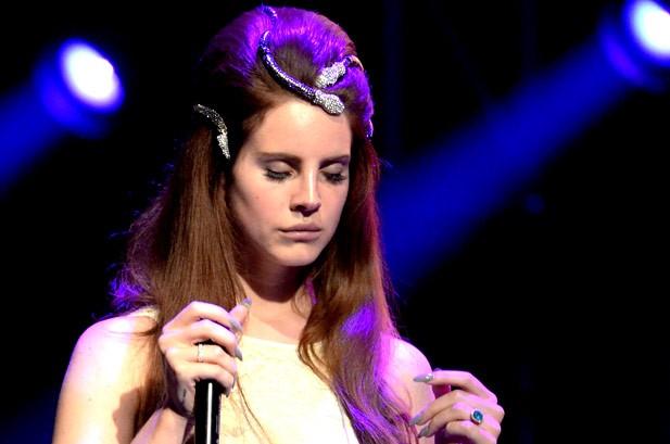 Watch Lana Del Rey A Ap Rocky Heat Up National Anthem Video Teaser Billboard