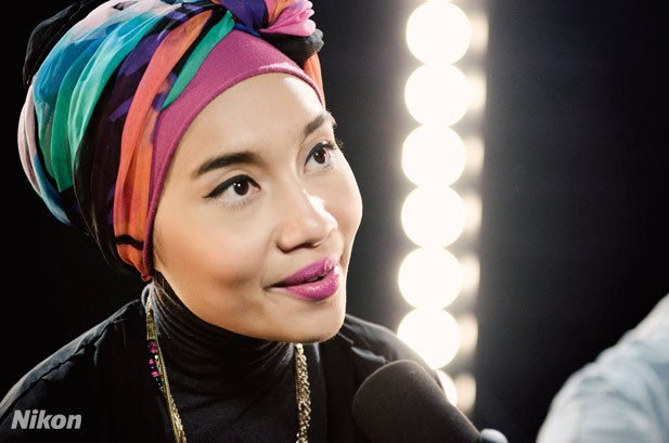 Candid Covers: Yuna