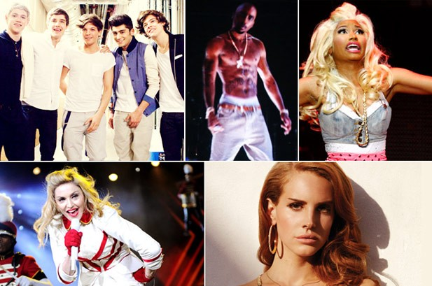 Poll: Billboard.com's 2012 Mid-Year Music Awards