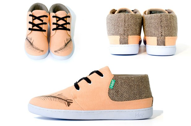 Bon Iver Designing Shoes for Charity