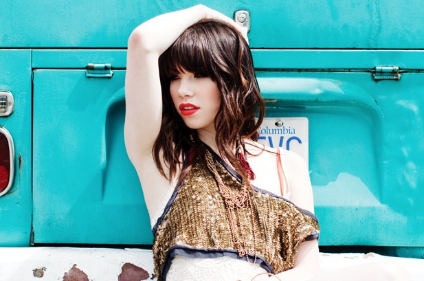 Carly Rae Jepsen: Billboard's Rising Star 2012
