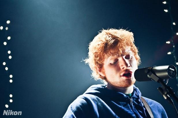 Candid Covers: Ed Sheeran