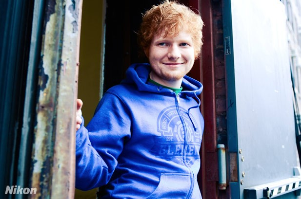 Candid Covers: Ed Sheeran