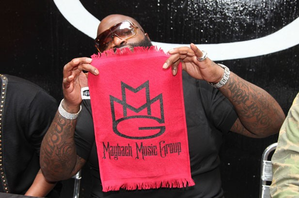 Maybach Music Group Takes Over NYC With Album Signing & Concert