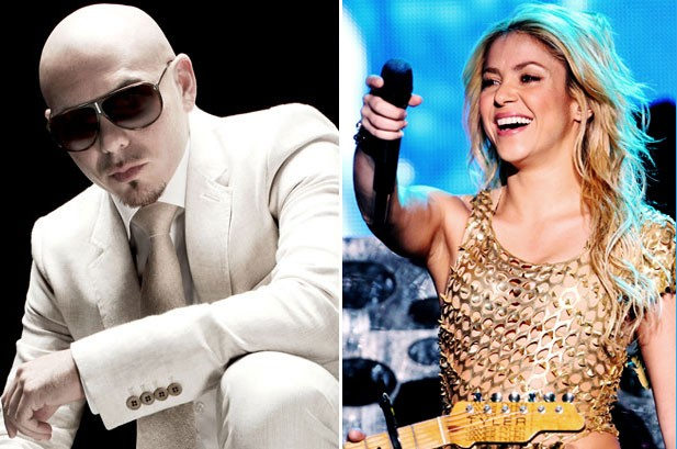 Watch Pitbull and Shakira 'Get It Started' in Action-Packed Video