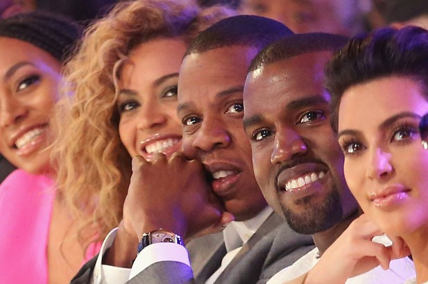 2012 BET Awards: Best Beyonce, Jay-Z, & Kanye West Emoments