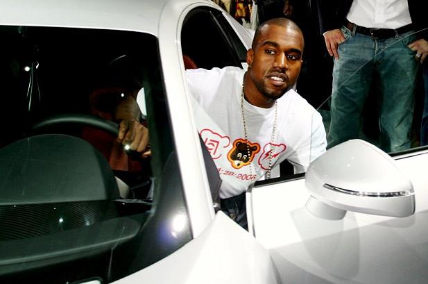 Kanye West S 20 Best Lyrics About Cars Billboard