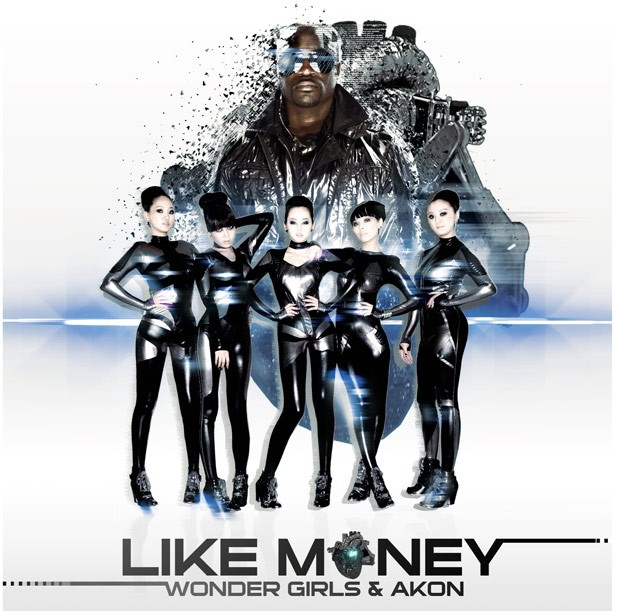 Wonder Girls Debut 'Like Money' Single, Video Featuring Akon