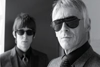 Paul Weller & Miles Kane Go Mod for John Varvatos Ads