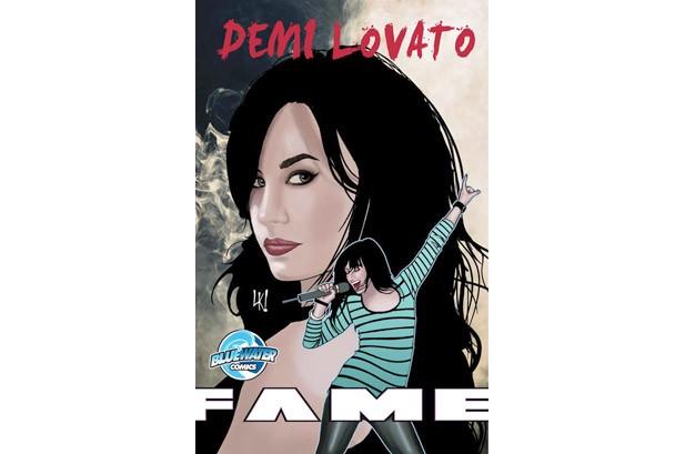 25 Pop Star Comic Books
