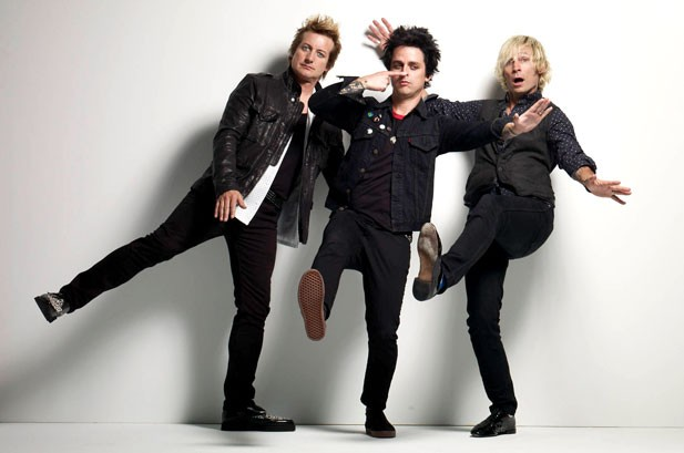 Green Day: The Billboard Cover Story