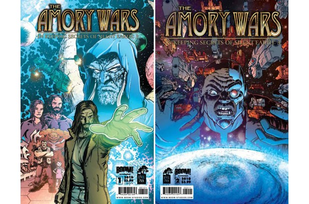 Coheed and Cambria Singer's 'Amory Wars' on Movie Path