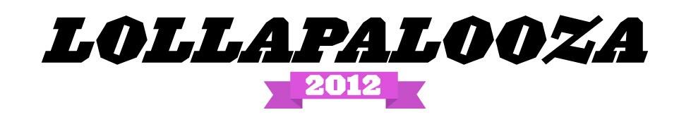 Lollapalooza 2012: The Billboard Guide