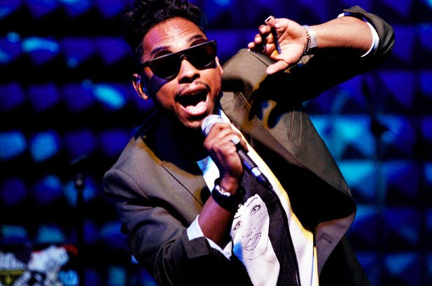 Miguel's 'Adorn' Becomes His Third No. 1 on R&B/Hip-Hop Songs
