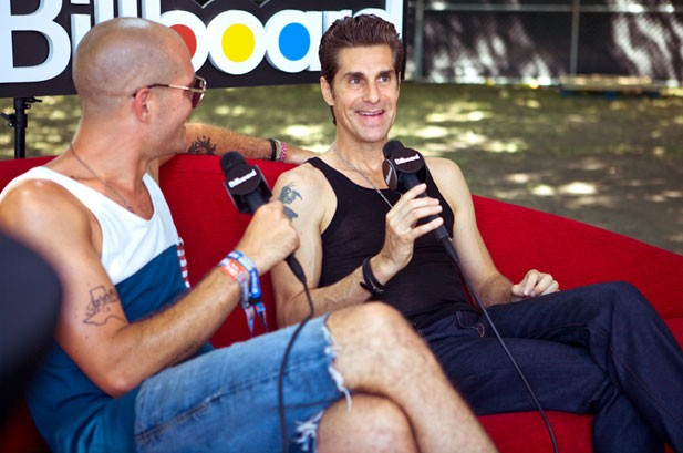 The Beat: Lollapalooza Highlights & A Sit-Down with Perry Farrell