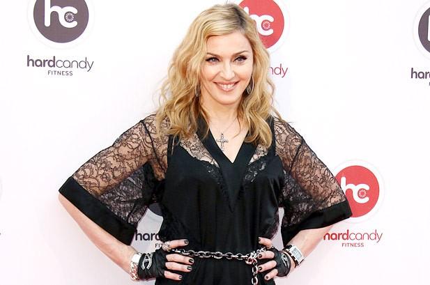 Madonna Apologizes for Skipping Australia on 'MDNA' Tour