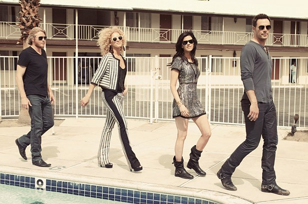 Little Big Town & Avett Brothers Albums Aiming High on Billboard 200 Chart