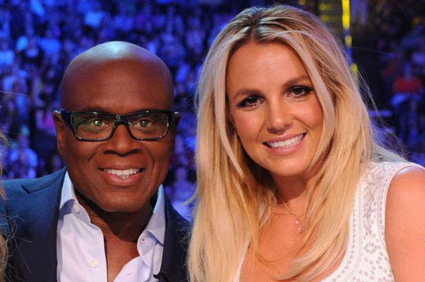 L.A. Reid Courts Britney Spears for Record Deal