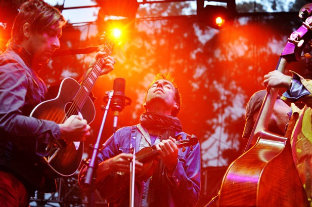 Outside Lands 2012: Live Photos