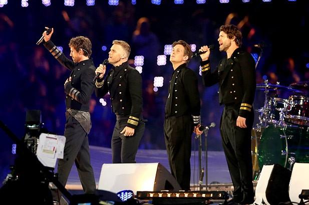 Photos: London 2012 Olympics Closing Ceremony