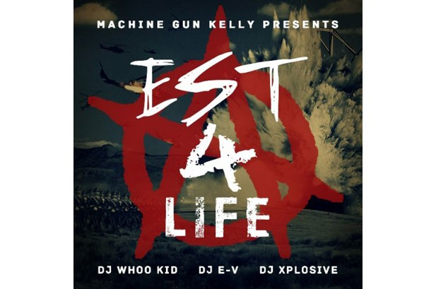Machine Gun Kelly Releases 'Est 4 Life' Mixtape: Listen