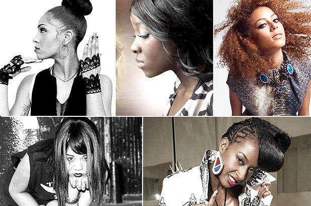 Top 7 British Female Rappers Making Noise