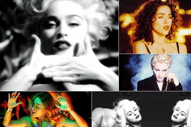 Madonna Celebrates 30th Anniversary On Billboard Charts