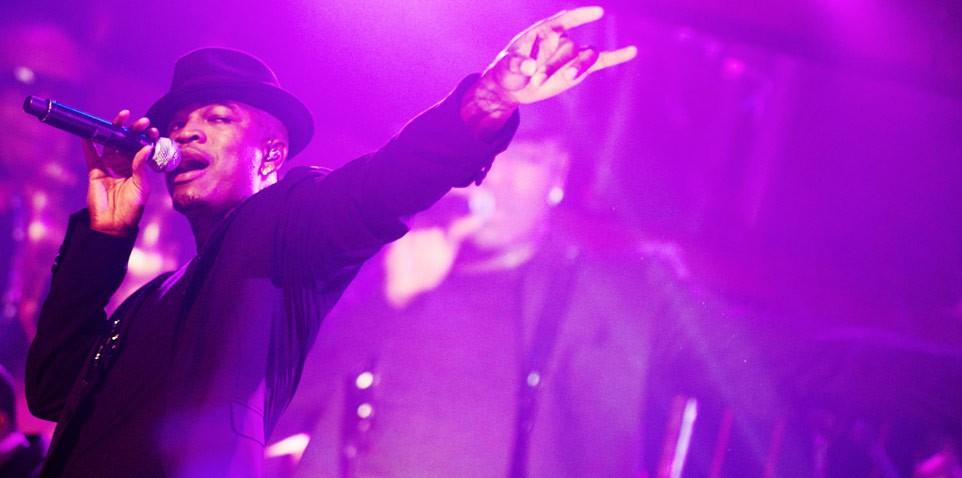 Ne-Yo, Reps Talk 'R.E.D.' Album & Universal Motown Gig