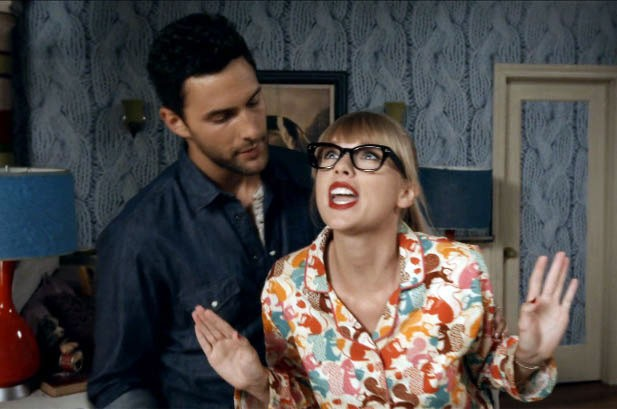 Taylor Swift Debuts 'We Are Never Ever Getting Back Together' Video: Watch