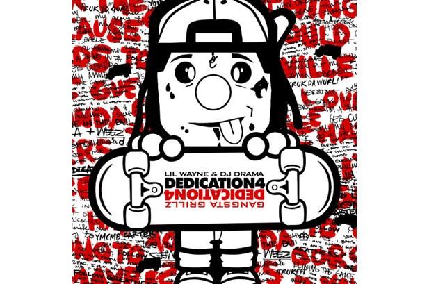 Mixtape Review: Lil Wayne & DJ Drama, 'Dedication 4'