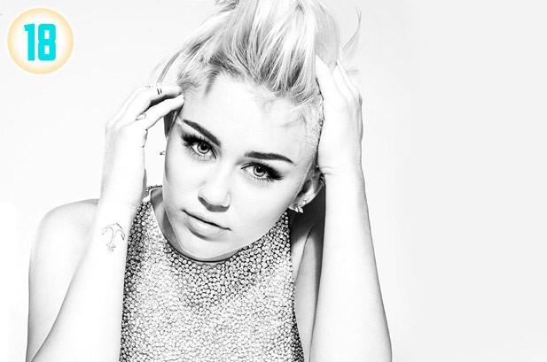 Miley Cyrus: 21 Under 21 (2012)