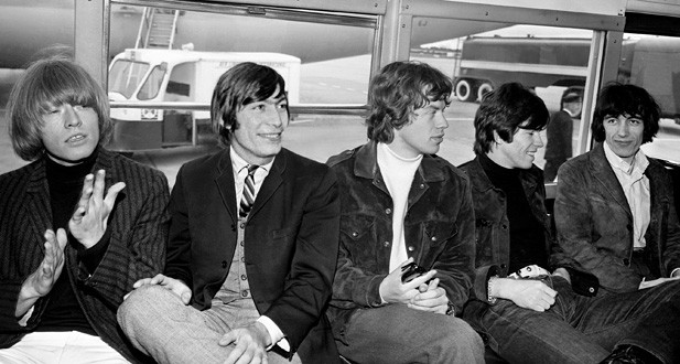 Rolling Stones Flee After Fans Invade Stage in 1965 'Charlie' Clip