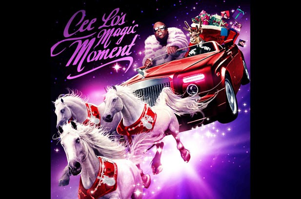 CeeLo Green's Christmas Album To Feature Christina Aguilera, The Muppets