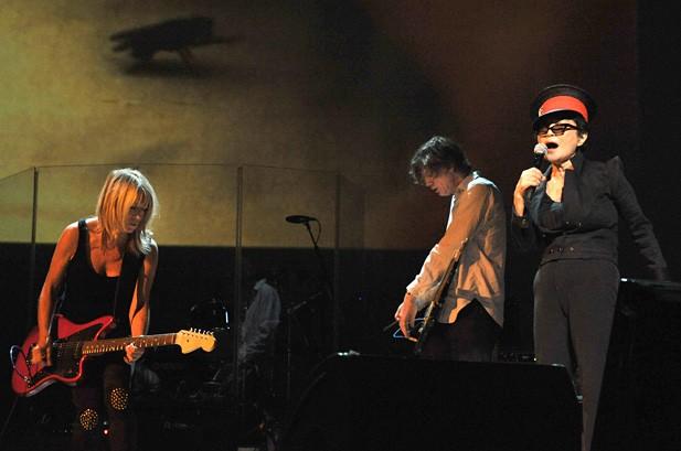 Yoko Ono Q&A: 'I Know I'm Good'
