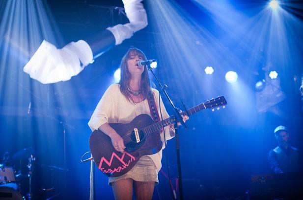 Feist Wins Polaris Music Prize