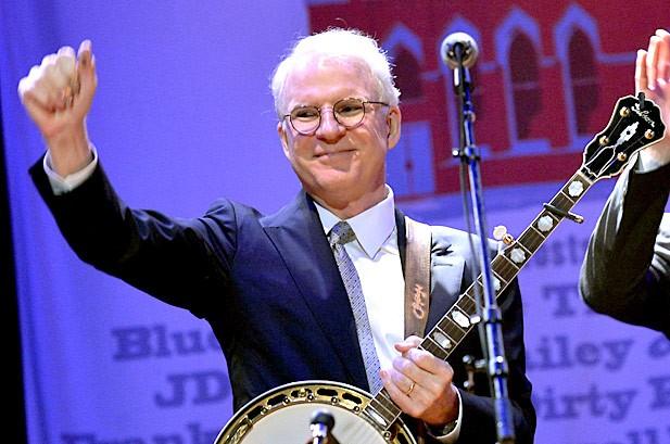 Bluegrass Music Awards: Steve Martin Honors Earl Scruggs