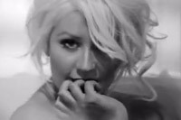 Christina Aguilera Shows Skin in Sinful Fragrance Ad