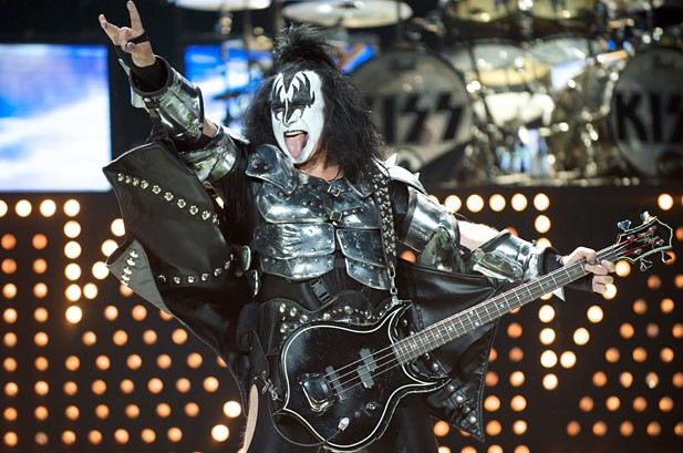Gene Simmons Q&A: On Kiss Empire, New Album and Advice for Lady Gaga