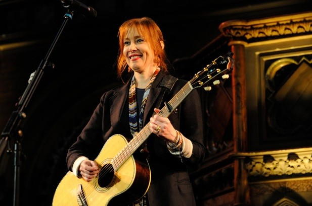Suzanne Vega Finishing Up 'Close-Up' Series, May Explore Kickstarter