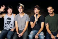 All Time Low on 'Finally' Getting Cassadee Pope to 'Panic'