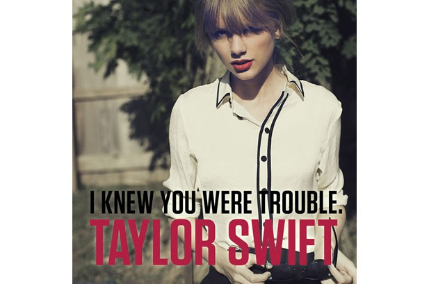 Taylor Swift Debuts 'I Knew You Were Trouble' Song: Listen