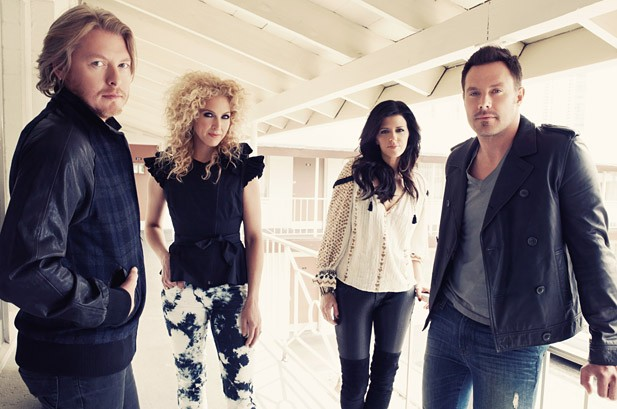 Little Big Town on No Lead Singer: 'It Worked for the Beatles'