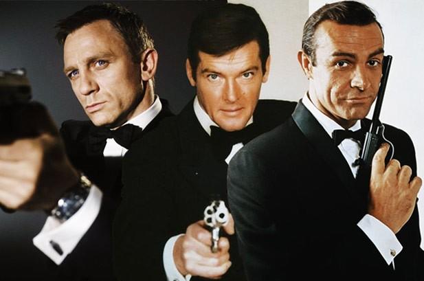 Top 10 James Bond Theme Songs Ever