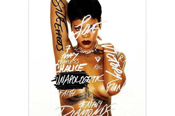 Rihanna Naked: Photos of the Pop Star Baring All
