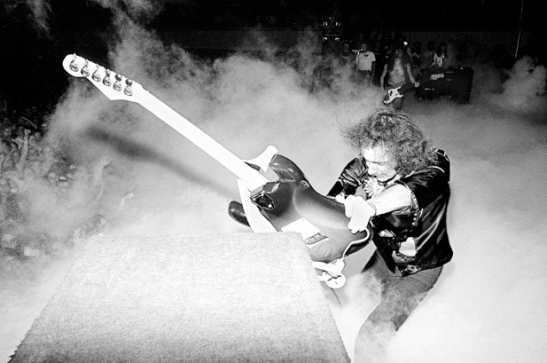 Deep Purple to Rock Hall? Ritchie Blackmore 'Couldn't Care Less'