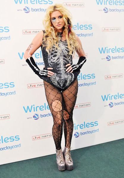 Ke$ha's Top 10 Most Outrageous Outfits