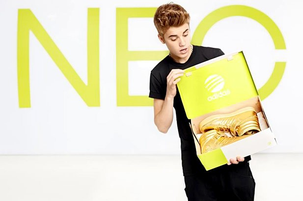adidas neo justin bieber collection