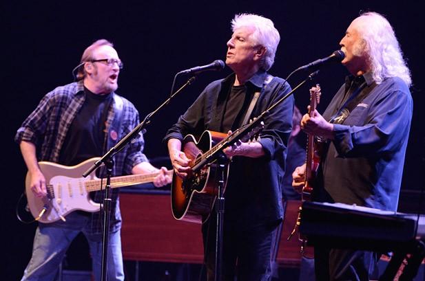 Crosby, Stills & Nash Rewind to 1969 in Tour Closer